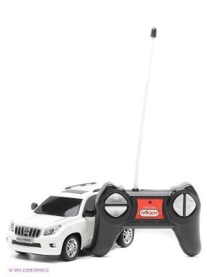 Машина Toyota Land Cruiser Prado KAISER. Цвет: белый, черный