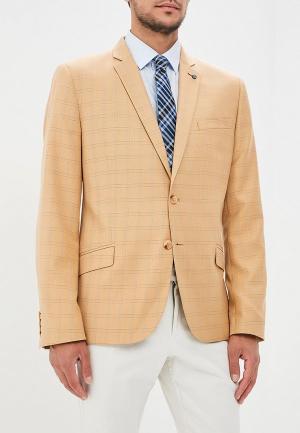 Пиджак Absolutex. Цвет: желтый