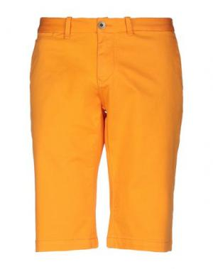 Бермуды FREESOUL. Цвет: оранжевый