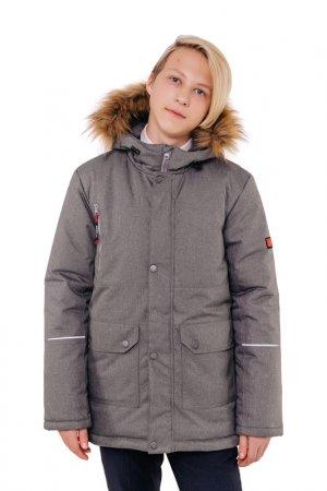 Куртка Batik. Цвет: серый