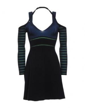 Короткое платье OPENING CEREMONY. Цвет: черный