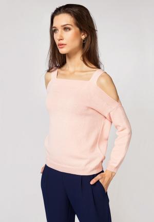 Джемпер Vilatte. Цвет: розовый