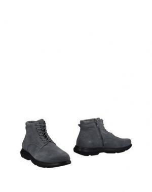 Полусапоги и высокие ботинки MARINA YACHTING. Цвет: грифельно-синий