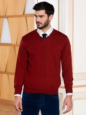 Пуловер Baumler. Цвет: темно-красный
