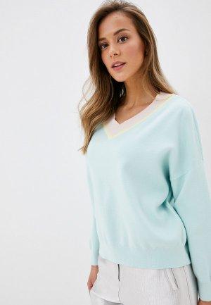 Пуловер Love Republic Exclusive online. Цвет: зеленый