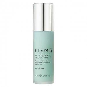 Пилинг для лица с тремя кислотами Pro-Collagen Elemis. Цвет: бесцветный