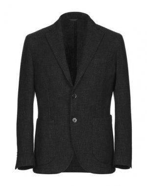 Пиджак EDDY & BROS. Цвет: стальной серый