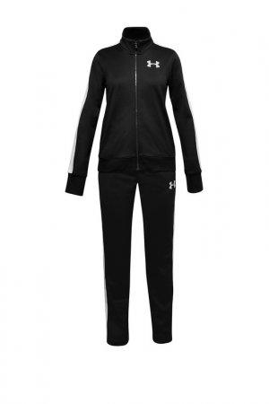 Спортивный костюм Under Armour. Цвет: черный