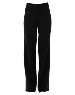 Повседневные брюки CARVEN. Цвет: черный