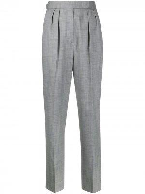 Зауженные брюки Supremo Max Mara. Цвет: черный