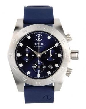Наручные часы ELECTRIC. Цвет: темно-синий