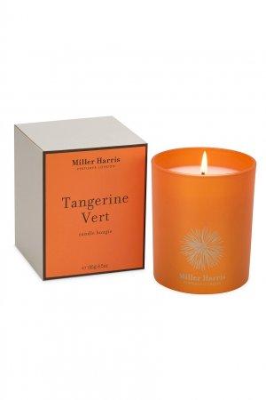 Tangerine Vert - Свеча 185g Miller Harris. Цвет: без цвета