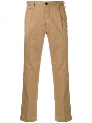 Укороченные брюки чинос Pt01