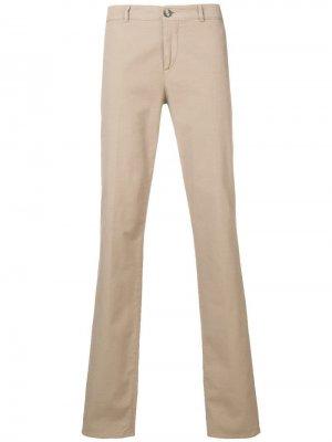 Классические брюки чинос Brunello Cucinelli