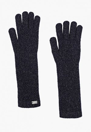 Перчатки Junior Republic. Цвет: синий