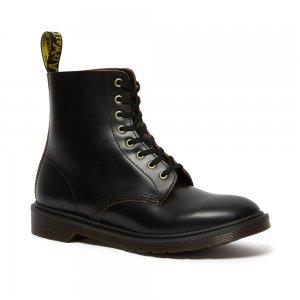 1460 Vintage Smooth Leather Dr. Martens. Цвет: чёрный