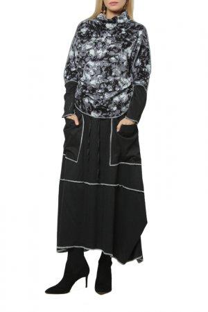 Костюм Kata Binska. Цвет: черный, серый