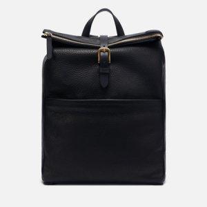 Рюкзак Express Leather Mismo. Цвет: чёрный