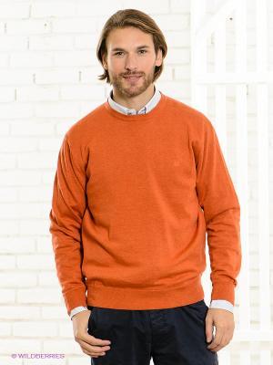 Джемпер Christian Berg. Цвет: рыжий