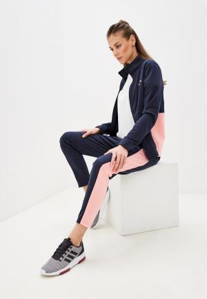 Костюм спортивный adidas WTS Plain Tric. Цвет: синий