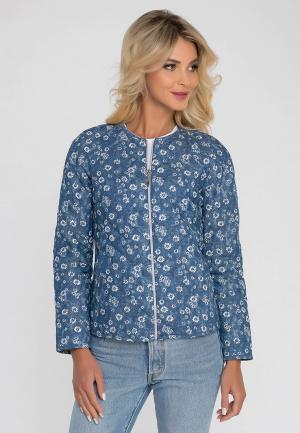 Куртка Gloss MP002XW191NT. Цвет: синий
