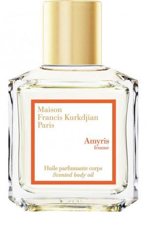 Масло для тела Amyris Maison Francis Kurkdjian. Цвет: бесцветный