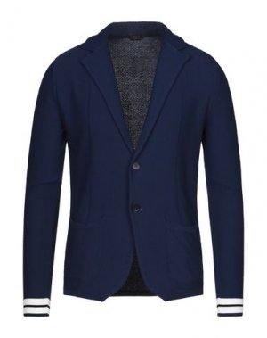 Пиджак HōSIO. Цвет: синий