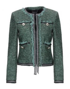 Пиджак ATOS LOMBARDINI. Цвет: зеленый