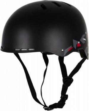 Шлем детский SLIDE BOY Nordway. Цвет: черный