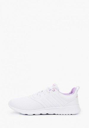 Кроссовки adidas QT RACER 2.0. Цвет: белый