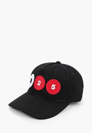 Бейсболка Dsquared2. Цвет: черный