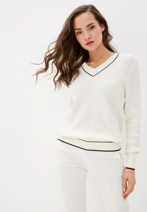 Пуловер By Swan. Цвет: белый