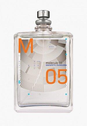 Туалетная вода Escentric Molecules Molecule 05, 100 мл. Цвет: прозрачный
