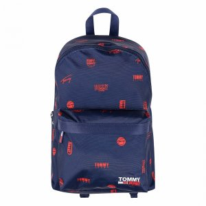 Campus Dome Backpack Print Tommy Jeans. Цвет: разноцветный