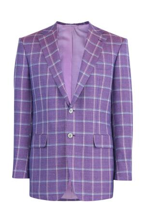 Пиджак STEFANO RICCI. Цвет: фиолетовый
