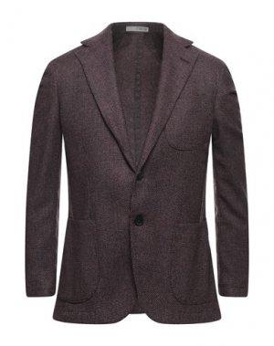 Пиджак 0909 FATTO IN ITALIA. Цвет: розовато-лиловый