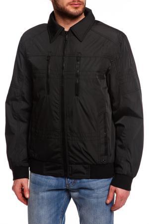 Куртка City Classic. Цвет: черный