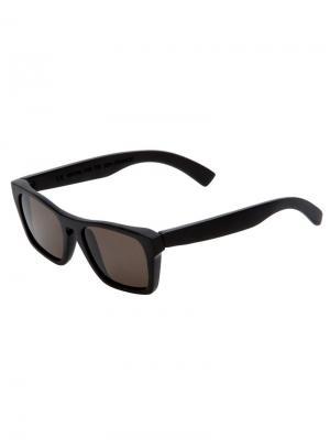 Солнцезащитные очки Waiting For The Sun. Цвет: чёрный