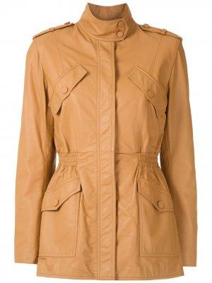 Куртка Mestico Paige Nk. Цвет: коричневый