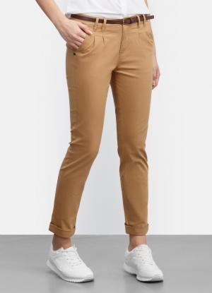 Стильные брюки-чиносы OSTIN