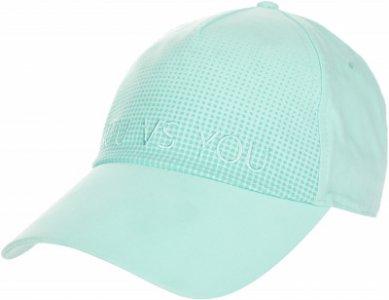 Бейсболка женская Demix. Цвет: зеленый