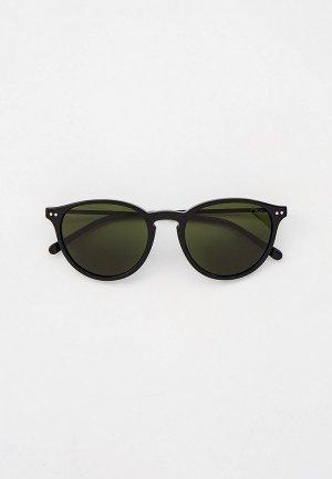 Очки солнцезащитные Polo Ralph Lauren PH4169 500171. Цвет: черный