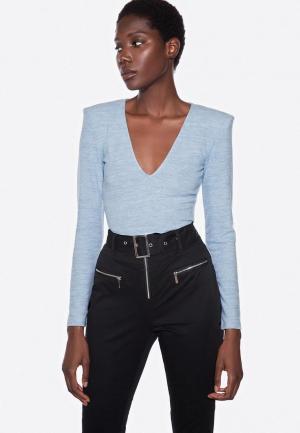 Пуловер Ivyrevel. Цвет: голубой
