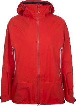 Ветровка женская Superforma, размер 48 Mountain Hardwear. Цвет: красный