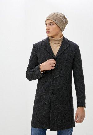 Пальто Al Franco ALFTSLW1CO01. Цвет: серый