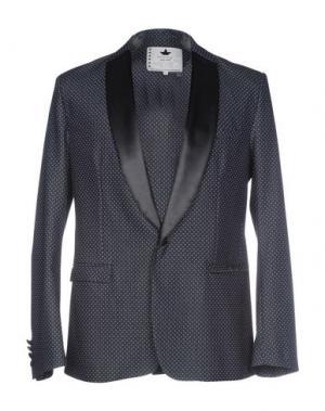 Пиджак MACCHIA J. Цвет: темно-синий
