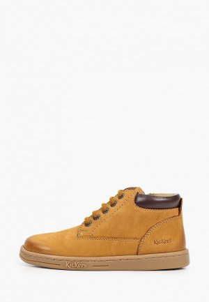 Ботинки Kickers TACKLAND. Цвет: коричневый