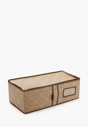 Ящик для хранения Prima House универсальный. Цвет: бежевый