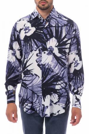 Shirt Billionaire. Цвет: white, purple, blue