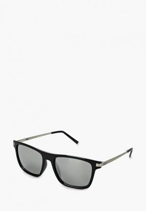 Очки солнцезащитные PUMA PE0043S003. Цвет: черный